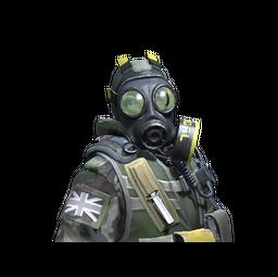B Squadron Officer | SAS