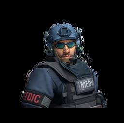John 'Van Healen' Kask | SWAT