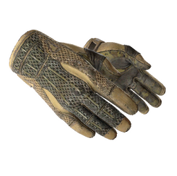 ★ Sport Gloves | Arid (Battle-Scarred)