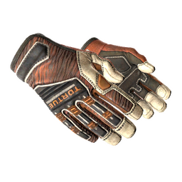 ★ Specialist Gloves | Tiger Strike (Field-Tested)
