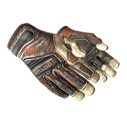 ★ Specialist Gloves | Tiger Strike (Battle-Scarred)