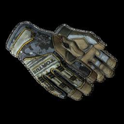 ★ Specialist Gloves | Lt. Commander (Battle-Scarred)