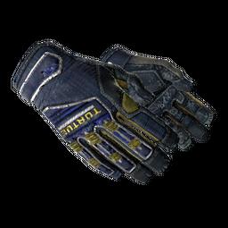 ★ Specialist Gloves | Field Agent (Battle-Scarred)