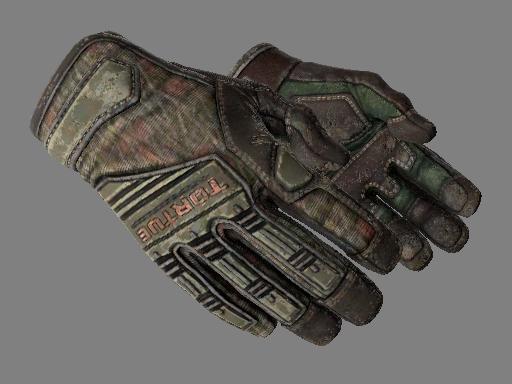 ★ Specialist Gloves   Buckshot (Battle-Scarred)