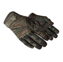 ★ Specialist Gloves | Buckshot (Battle-Scarred)