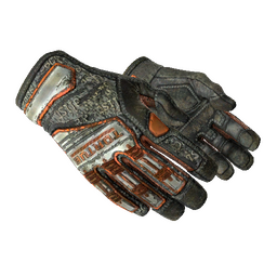 ★ Specialist Gloves | Foundation (Battle-Scarred)