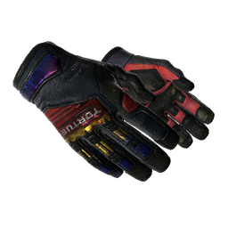 ★ Specialist Gloves | Marble Fade (Field-Tested)