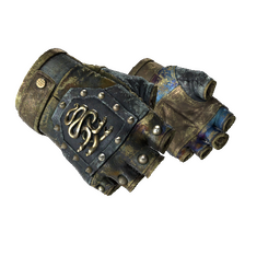 ★ Hydra Gloves | Case Hardened (Battle-Scarred)