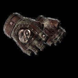 ★ Broken Fang Gloves | Needle Point (Battle-Scarred)