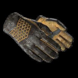 ★ Driver Gloves | Overtake (Battle-Scarred)