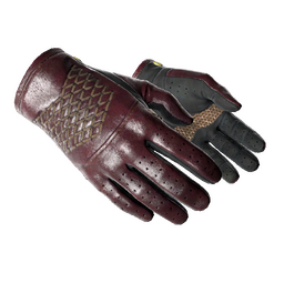 ★ Driver Gloves | Rezan the Red (Minimal Wear)