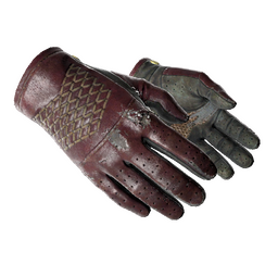★ Driver Gloves | Rezan the Red (Field-Tested)