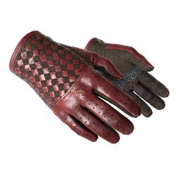 ★ Driver Gloves | Crimson Weave (Field-Tested)