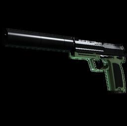 USP-S | Para Green (Minimal Wear)