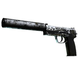 Souvenir USP-S | Forest Leaves (Battle-Scarred)