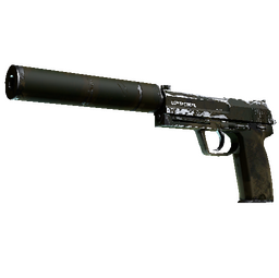 USP-S | Forest Leaves (Well-Worn)