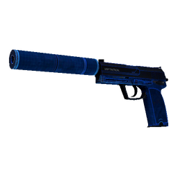 StatTrak™ USP-S | Blueprint (Field-Tested)