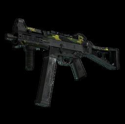 StatTrak™ UMP-45 | Riot (Battle-Scarred)