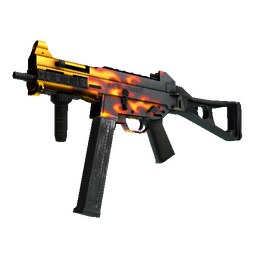 Souvenir UMP-45 | Blaze (Factory New)