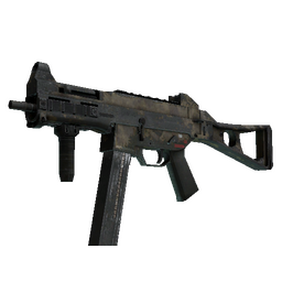 Souvenir UMP-45 | Mudder (Battle-Scarred)