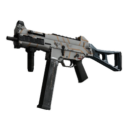 StatTrak™ UMP-45 | Labyrinth (Well-Worn)