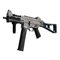 StatTrak™ UMP-45 | Labyrinth (Minimal Wear)