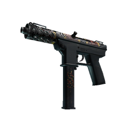 Tec-9 | Snek-9 (Battle-Scarred)