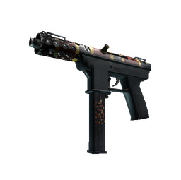 StatTrak™ Tec-9 | Snek-9 (Well-Worn)