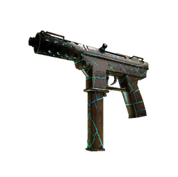 StatTrak™ Tec-9 | Cracked Opal (Field-Tested)