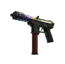 StatTrak™ Tec-9 | Fubar (Well-Worn)