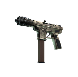 Souvenir Tec-9 | VariCamo (Well-Worn)