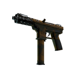 Tec-9 | Rust Leaf (Well-Worn)