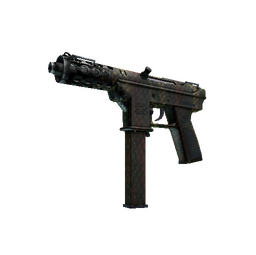 Tec-9 | Army Mesh (Well-Worn)
