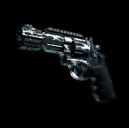 R8 Revolver | Canal Spray (Battle-Scarred)