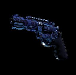 R8 Revolver | Phoenix Marker (Well-Worn)