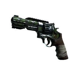 R8 Revolver | Survivalist (Battle-Scarred)