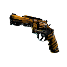 StatTrak™ R8 Revolver | Skull Crusher (Field-Tested)