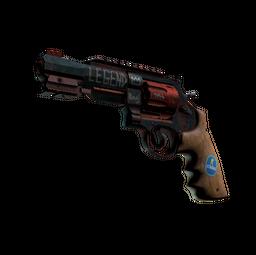 StatTrak™ R8 Revolver | Junk Yard (Field-Tested)