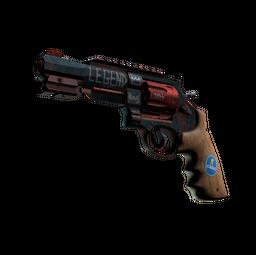 StatTrak™ R8 Revolver | Junk Yard (Factory New)