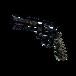 R8 Revolver | Llama Cannon (Well-Worn)
