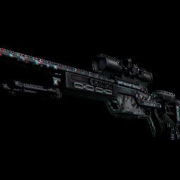 StatTrak™ SSG 08 | Parallax (Battle-Scarred)