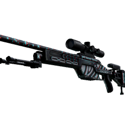 StatTrak™ SSG 08 | Parallax (Field-Tested)