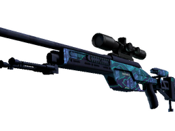 SSG 08 | Mainframe 001 (Battle-Scarred)
