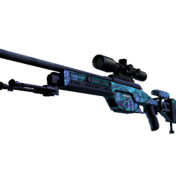 StatTrak™ SSG 08 | Mainframe 001 (Factory New)