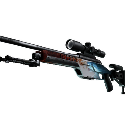 SSG 08 | Blood in the Water (Factory New)