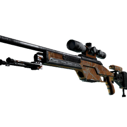 SSG 08 | Threat Detected (Well-Worn)