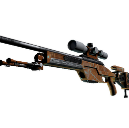 SSG 08 | Threat Detected (Factory New)