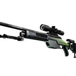 Souvenir SSG 08 | Acid Fade (Factory New)