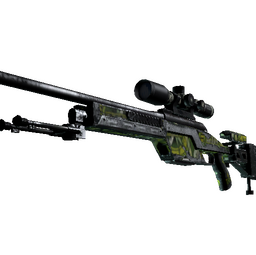 SSG 08 | Spring Twilly (Battle-Scarred)