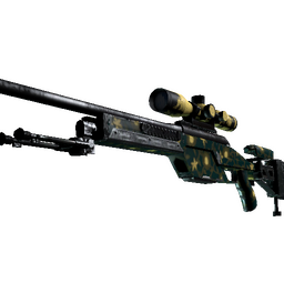 SSG 08 | Sea Calico (Well-Worn)
